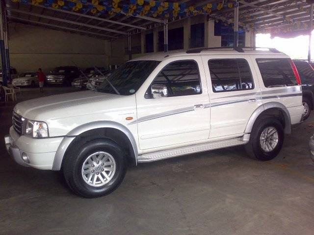 Ford Everest 2006 photo - 7
