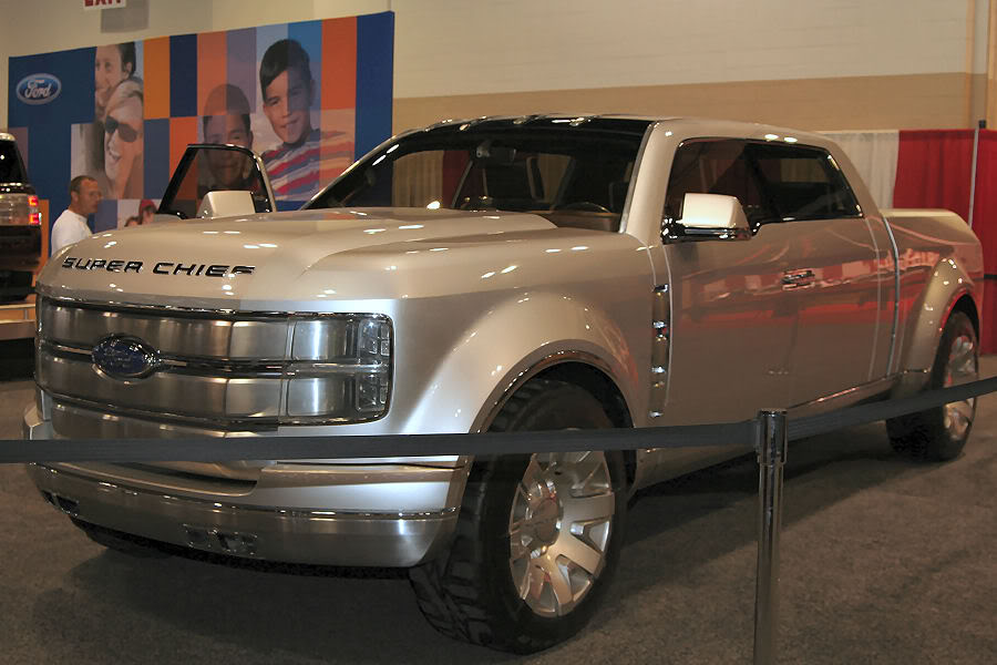 Ford excursion 2006 photo - 6
