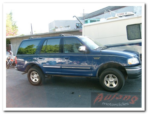 Ford expedition 1997 photo - 3