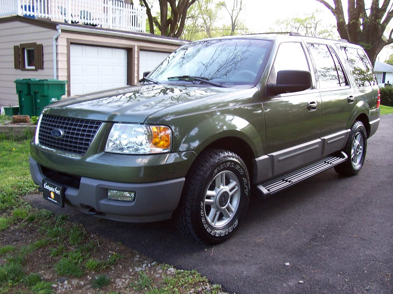 Ford expedition 1997 photo - 5