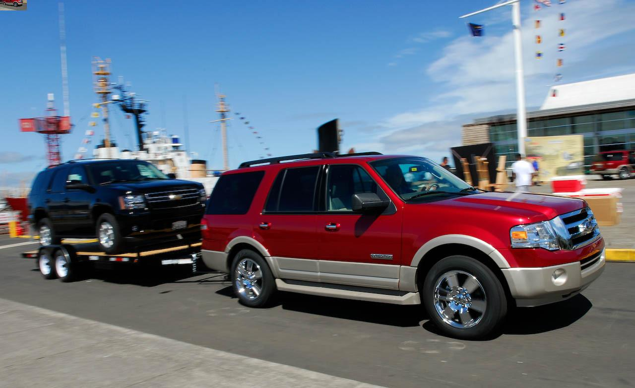 Ford expedition 2008 photo - 1