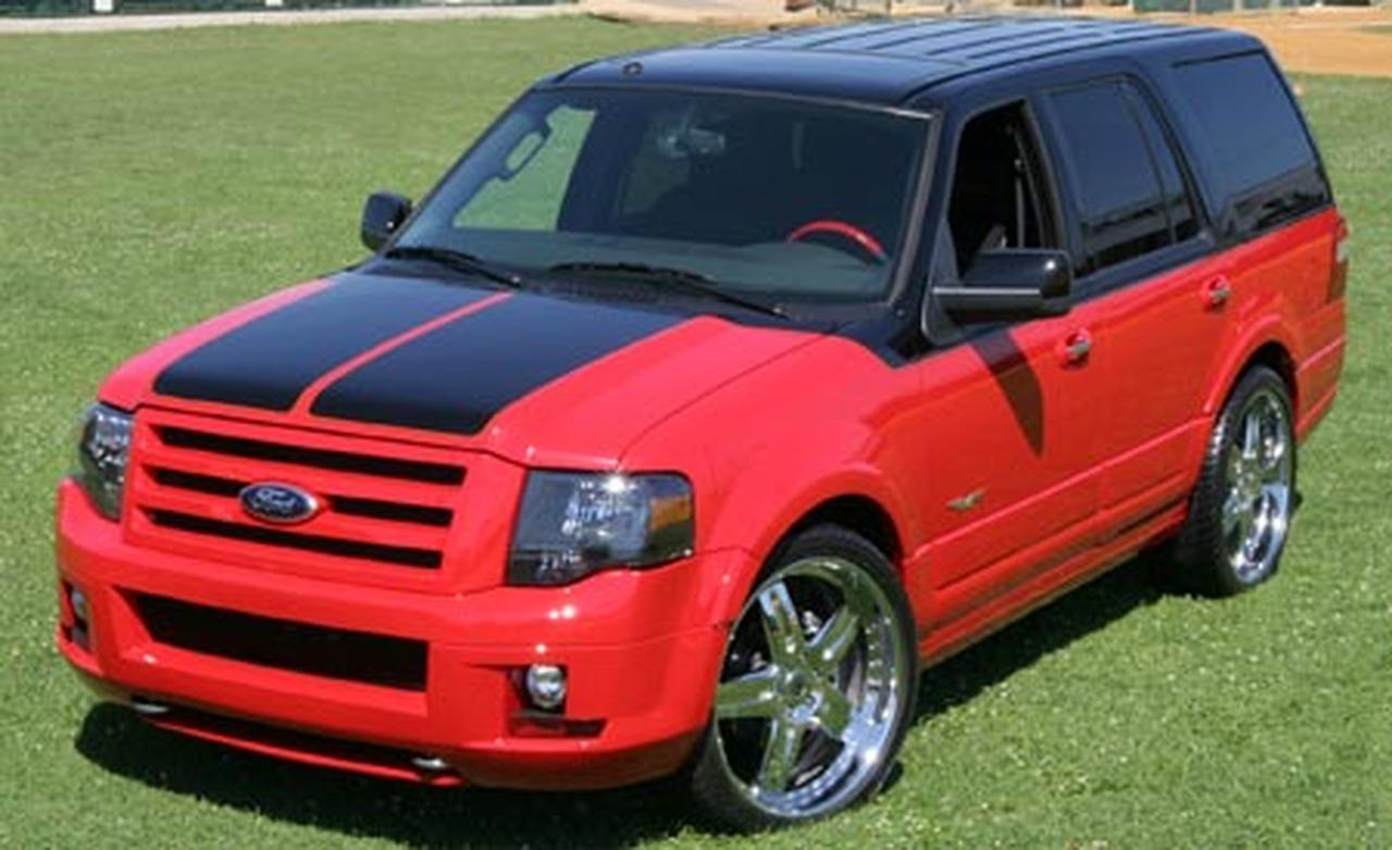 Ford expedition 2008 photo - 2