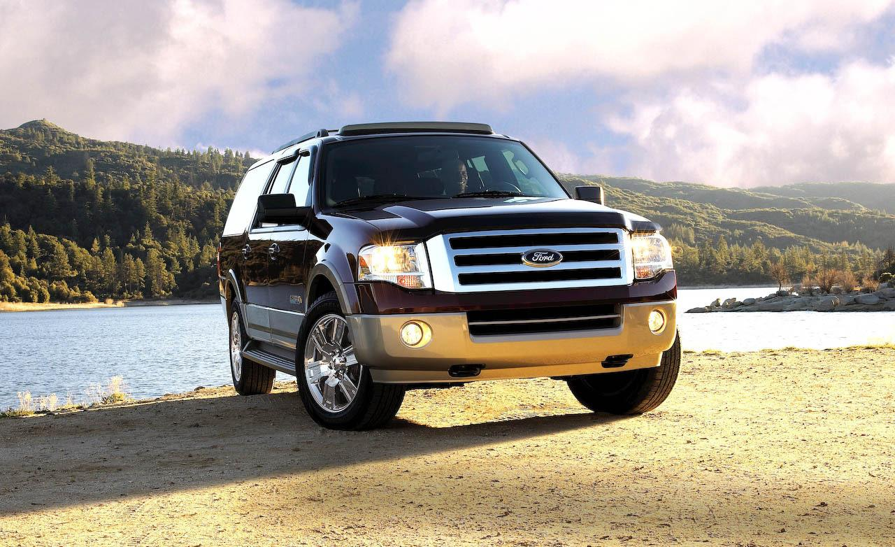 Ford expedition 2008 photo - 5