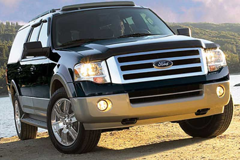 Ford expedition 2009 photo - 4