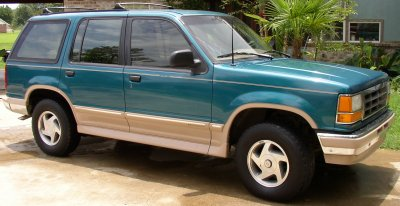 Ford explorer 1993 photo - 3