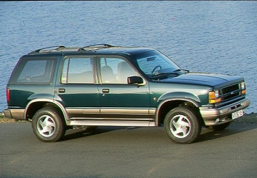 Ford explorer 1993 photo - 4