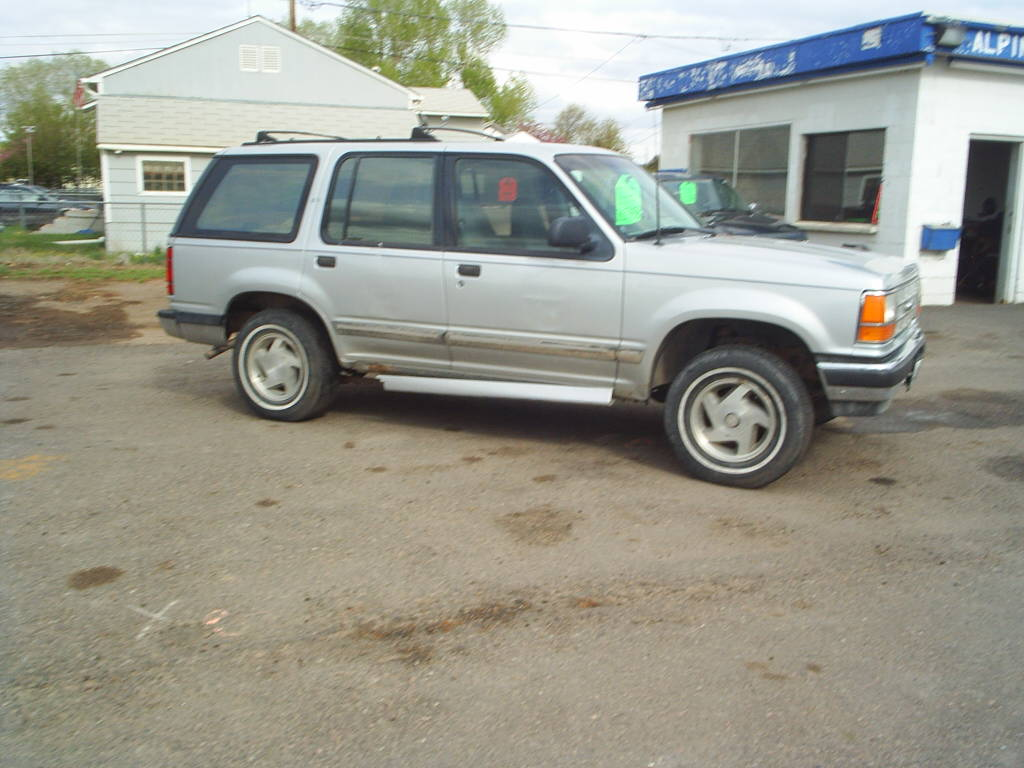 Ford explorer 1993 photo - 5