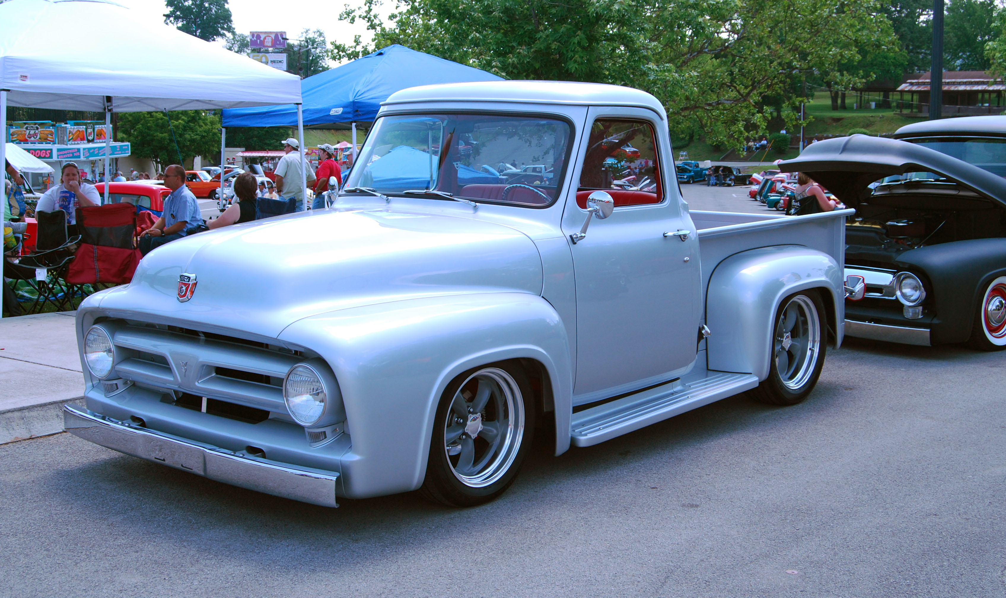 Ford f-100 1951 photo - 4