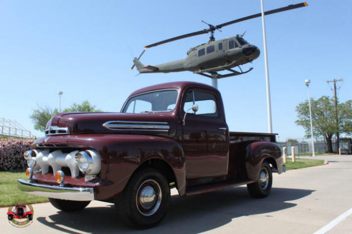 Ford f-100 1951 photo - 7