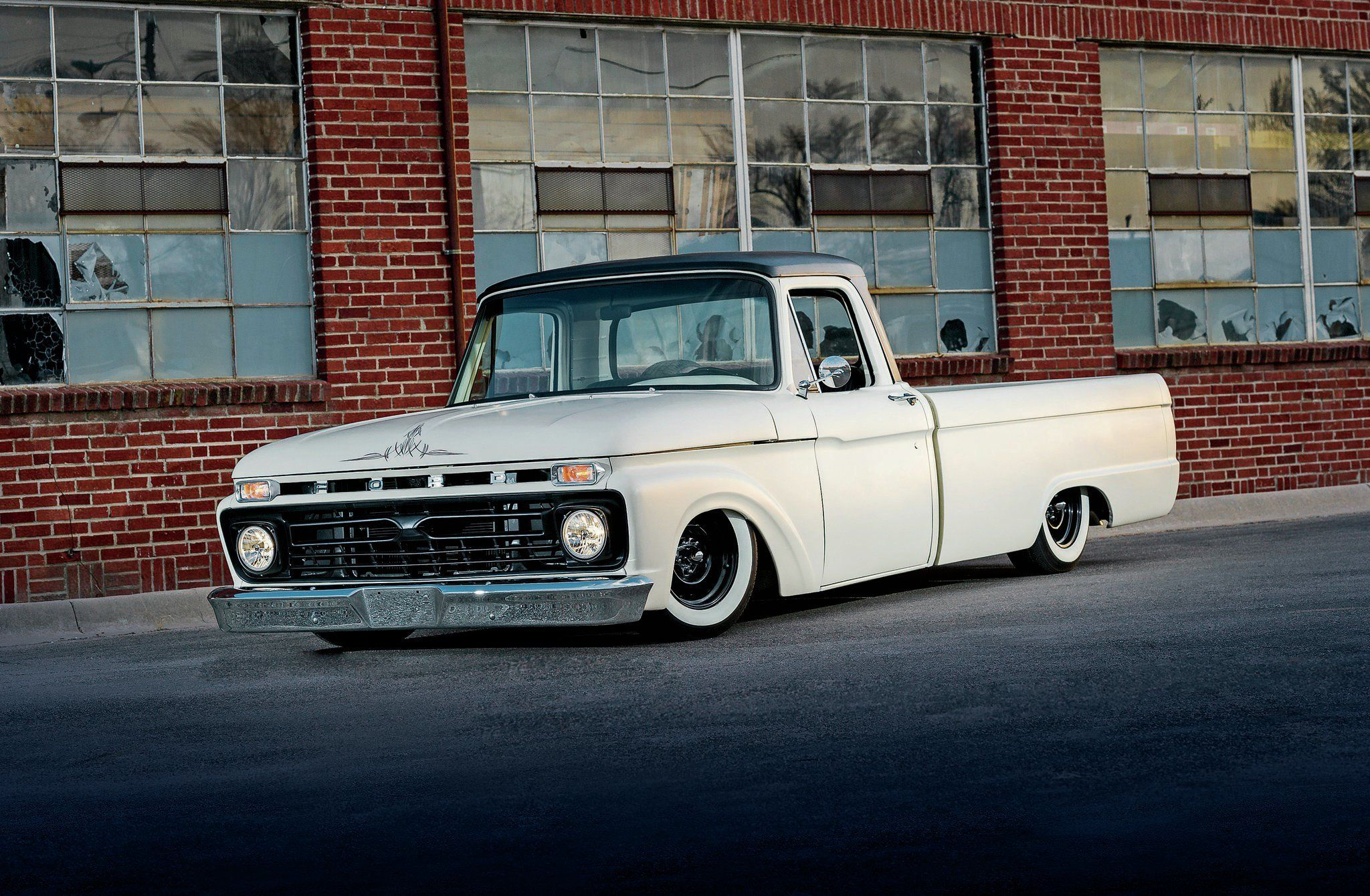 Ford f-100 1966 photo - 8
