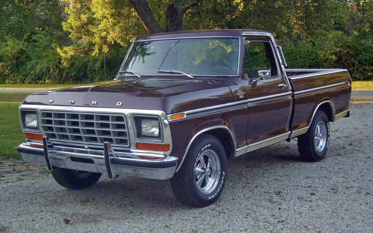 Ford f-100 1970 photo - 4