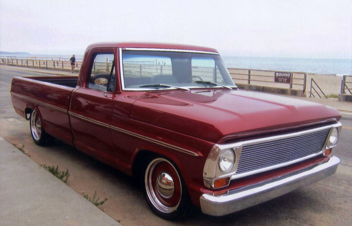 Ford f-100 1970 photo - 5