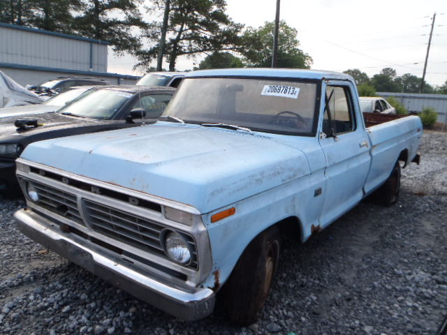 Ford f-100 1975 photo - 1