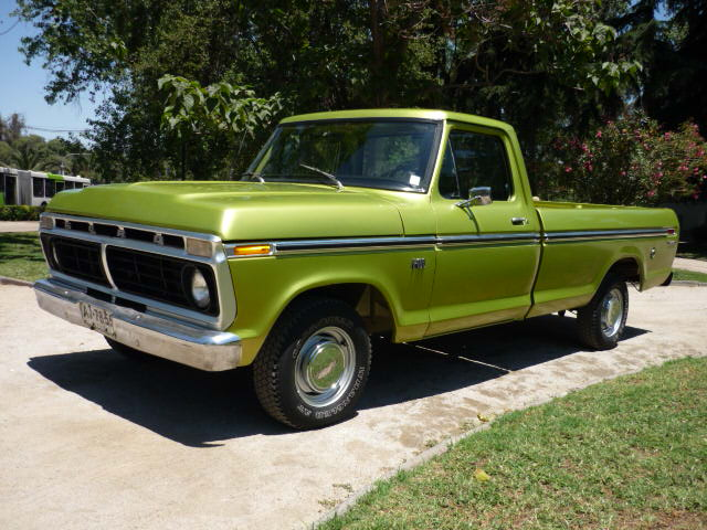 Ford f-100 1975 photo - 7