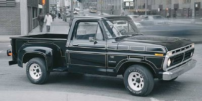 Ford F-100 1976 photo - 1