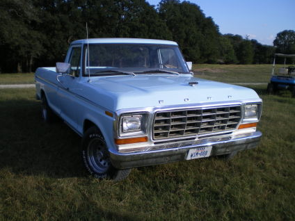 Ford F-100 1976 photo - 10