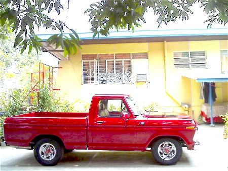 Ford F-100 1976 photo - 4