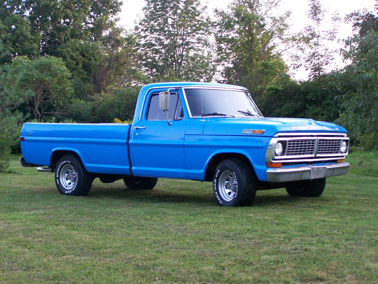 Ford F-100 1976 photo - 5