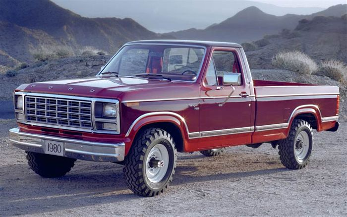 Ford f-100 1980 photo - 1