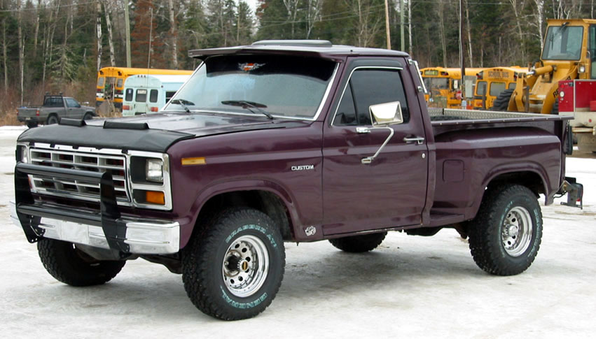 Ford f-100 1980 photo - 2