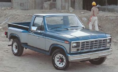 Ford f-100 1980 photo - 9