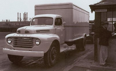 Ford f-150 1948 photo - 1