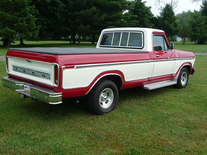Ford f-150 1955 photo - 5