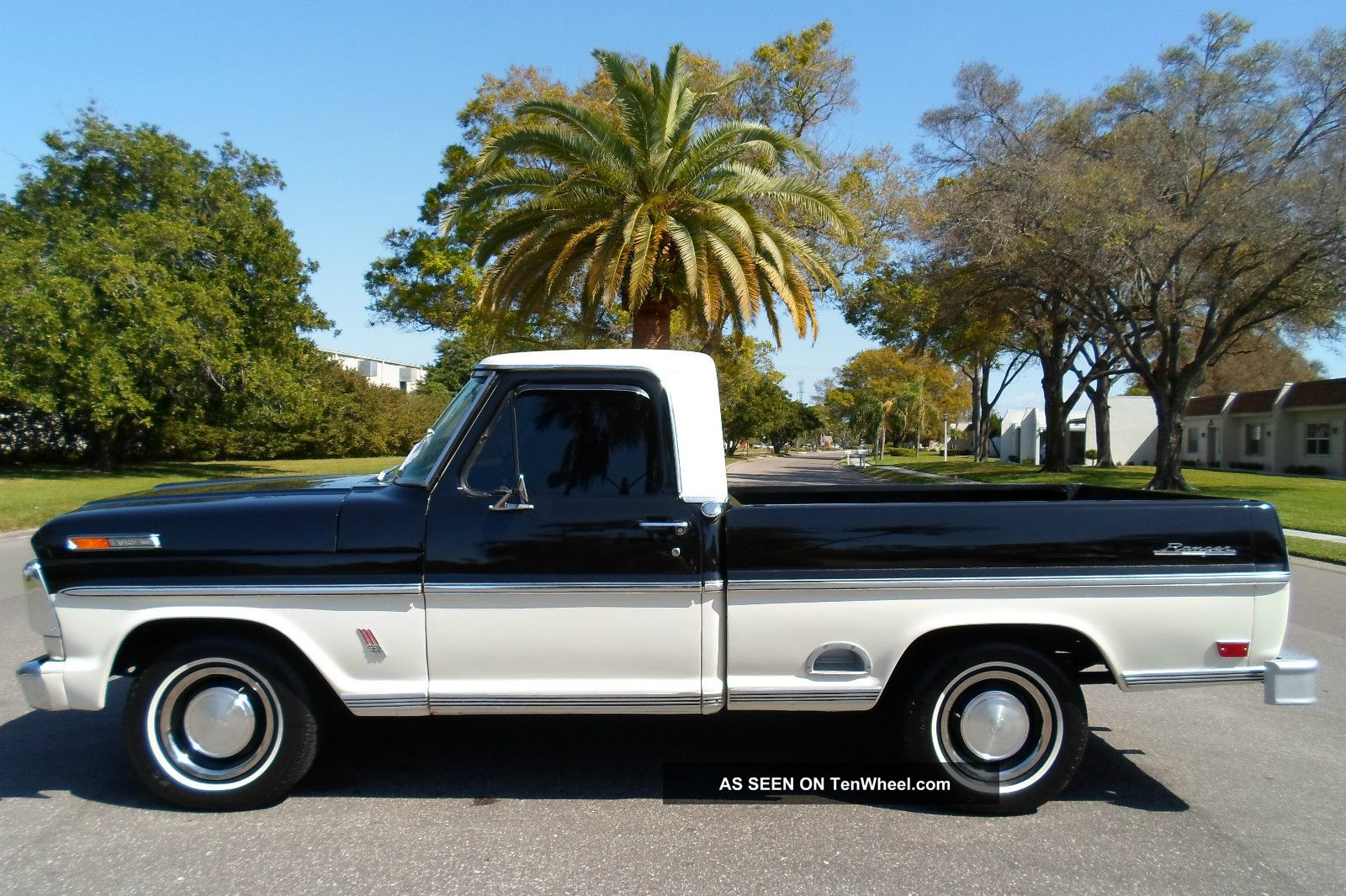 Ford f-150 1968 photo - 1
