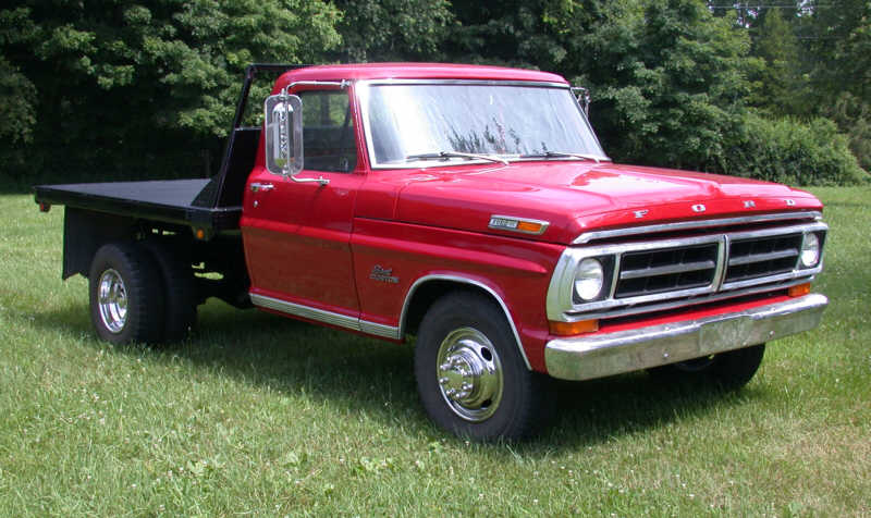 Ford f-150 1968 photo - 5