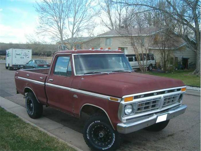 Ford f-150 1976 photo - 10
