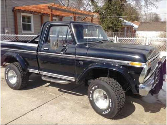 Ford f-150 1976 photo - 2