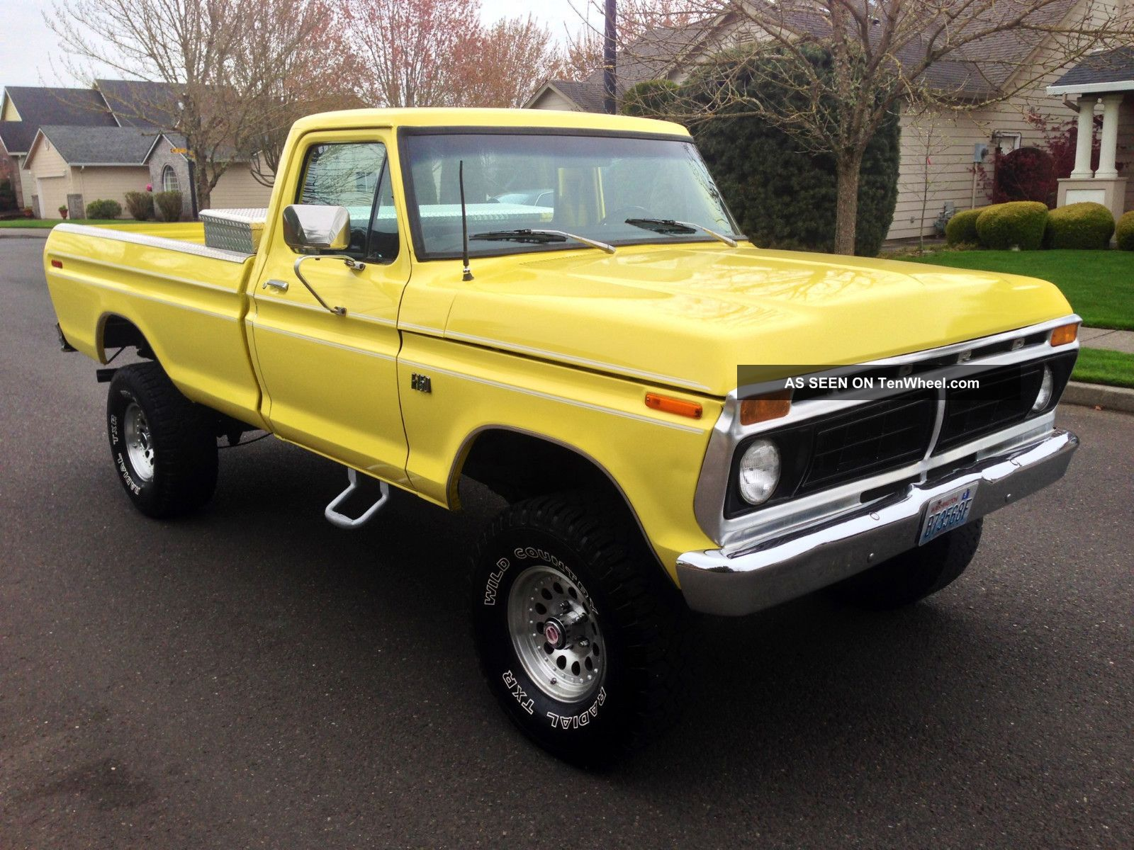 Ford f-150 1976 photo - 3