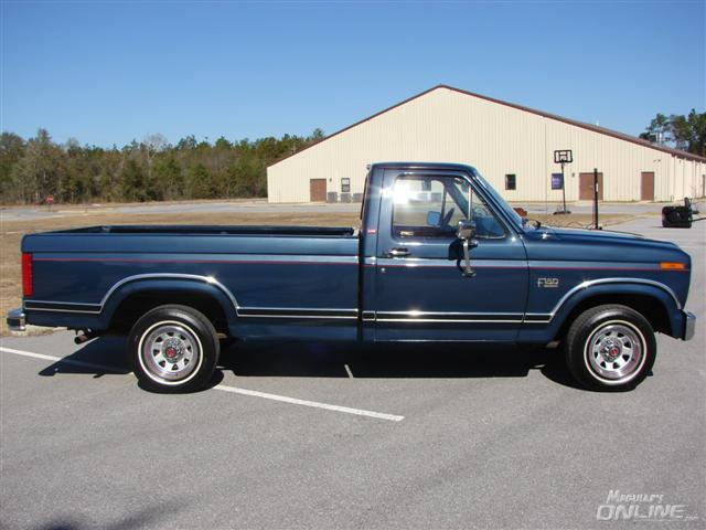 Ford f-150 1986 photo - 2