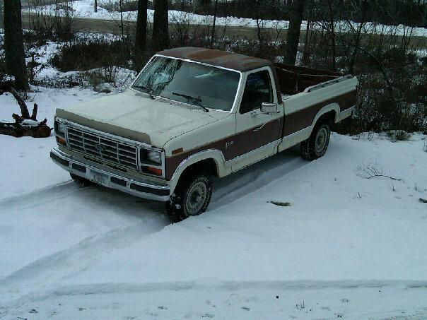 Ford f-150 1986 photo - 3