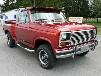 Ford f-150 1986 photo - 6