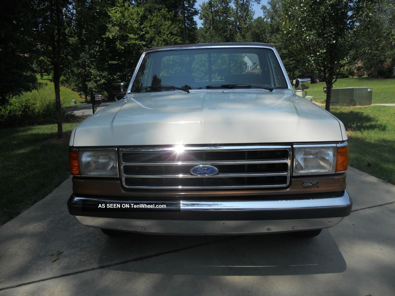 Ford f-150 1990 photo - 3