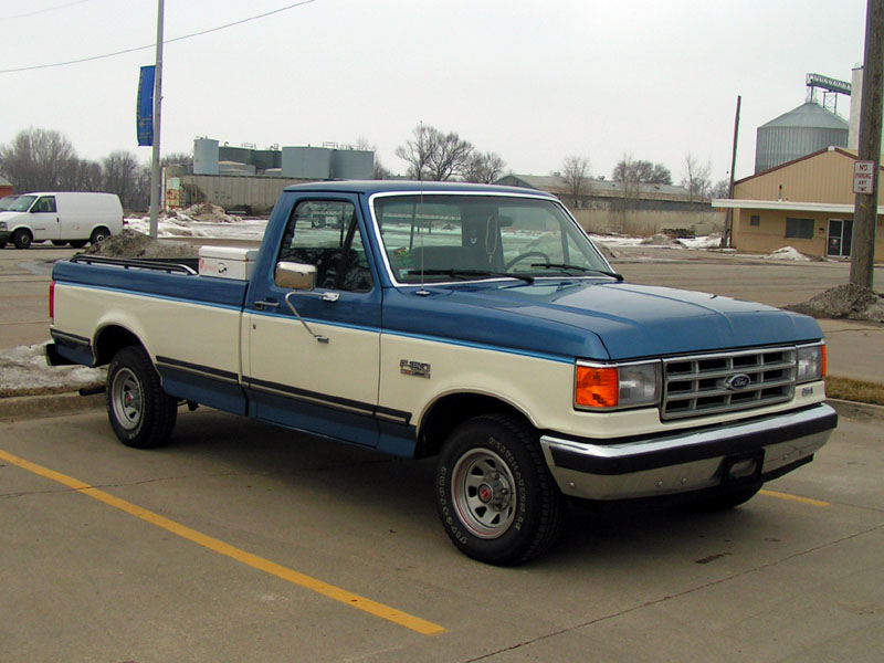 Ford f-150 1990 photo - 7