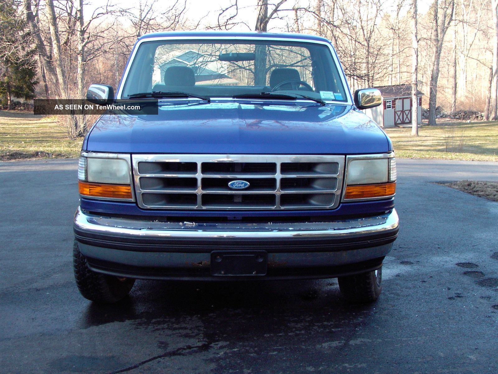 Ford f-150 1995 photo - 4