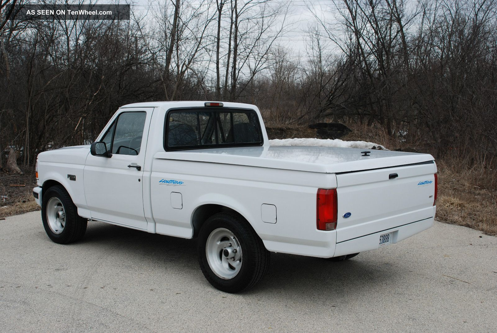Ford f-150 1995 photo - 5