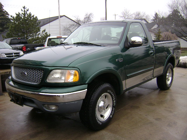Ford f-150 1999 photo - 3