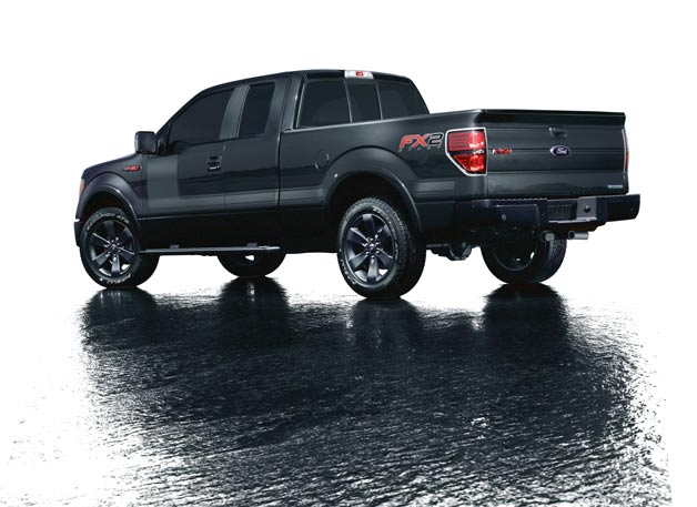 Ford f-150 2012 photo - 6