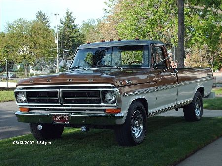 Ford f-250 1984 photo - 7