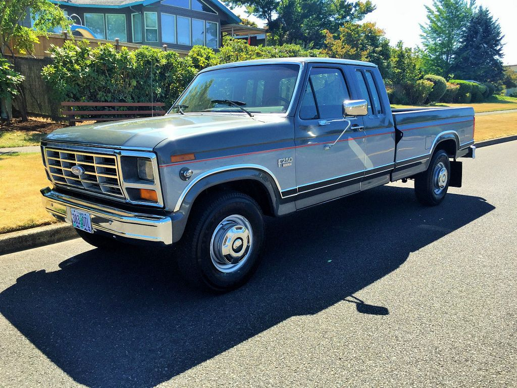 Ford f-250 1985 photo - 8