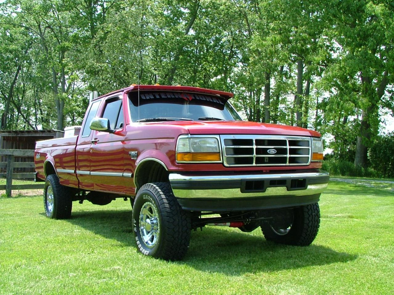 Ford f-250 1989 photo - 1