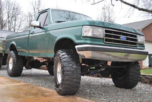 Ford f-250 1989 photo - 2
