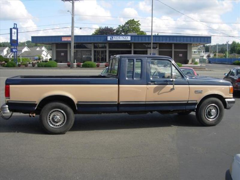 Ford f-250 1989 photo - 7