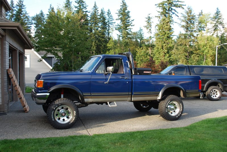 Ford f-250 1991 photo - 5
