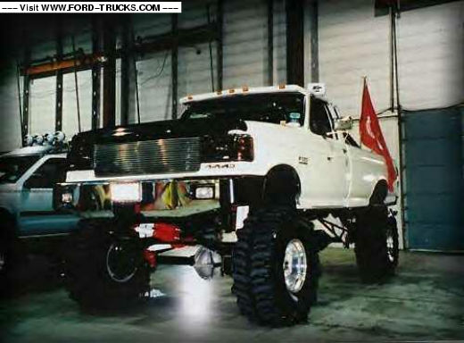 Ford f-250 1991 photo - 9