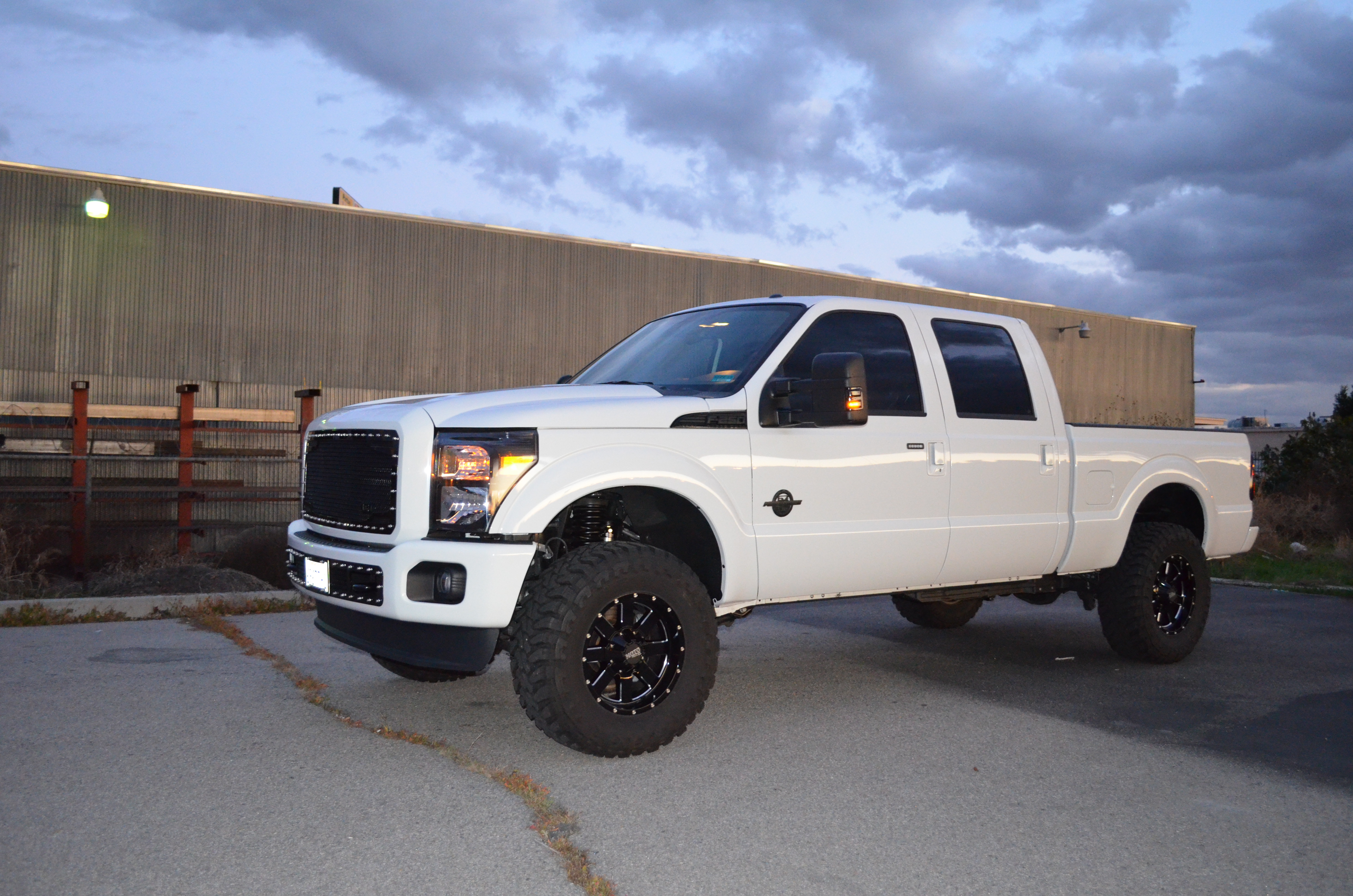 Ford f-250 2013 photo - 4