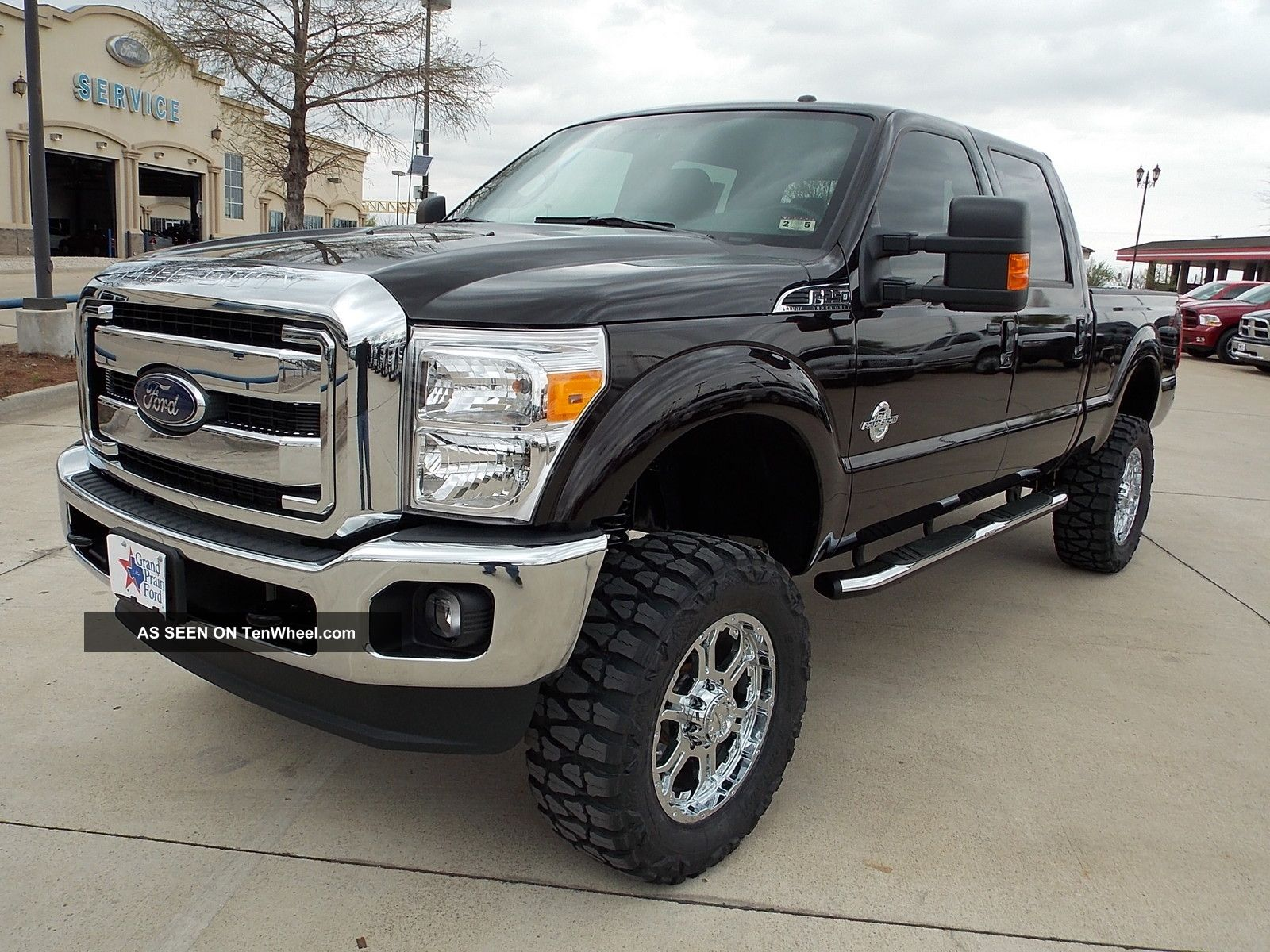 Ford f-250 2013 photo - 7
